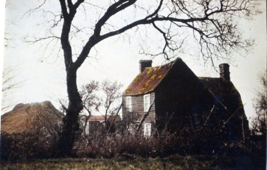 Original farm house demolished in 1929. | Janet Dolling