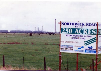 The Northwick Village site
