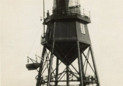 The Chapman Lighthouse
