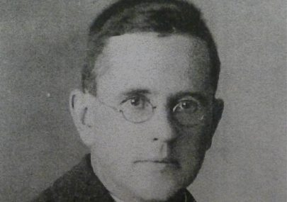 1927-28: Rev Reginald Arthur John Chute