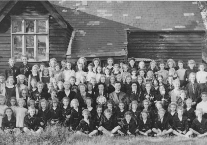 2nd Canvey Girls Life Brigade early 40s
