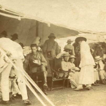 At the Sports Day 1916. St Andrews Hospital, Malta. General