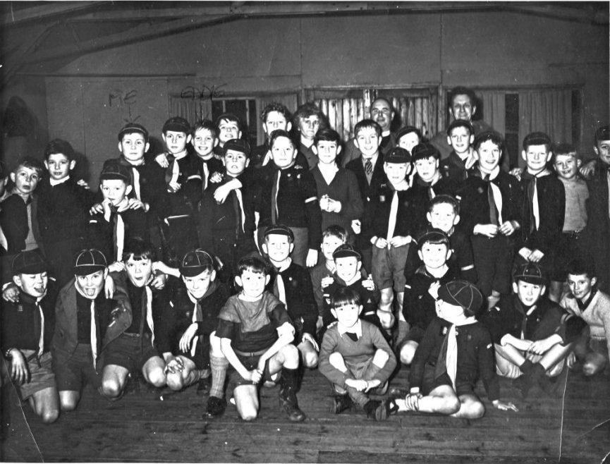 Canvey Cubs 1957/8