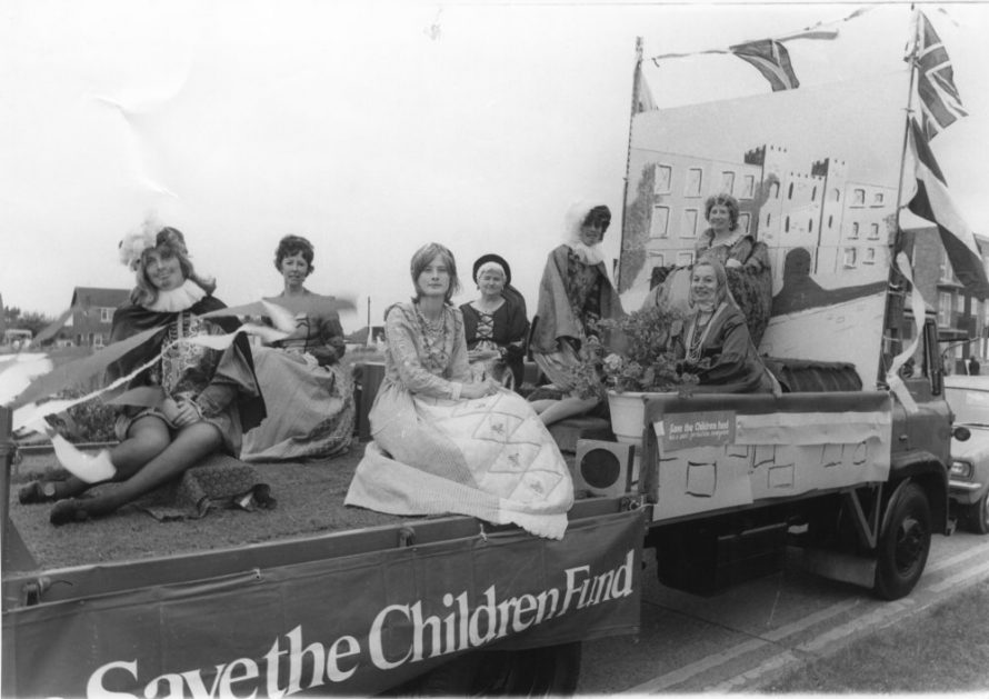 Save the Children Fund in the Carnival | Phyllis Owens