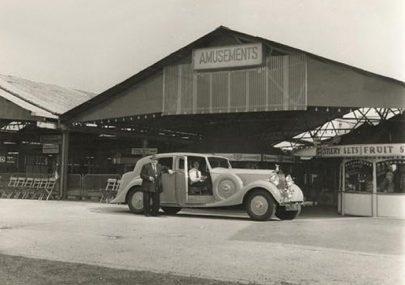 Alexander Beaumont's Rolls Royce