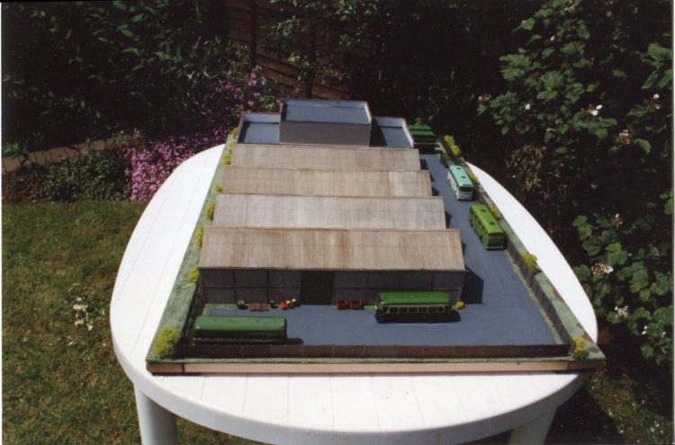 Transport Museum Model