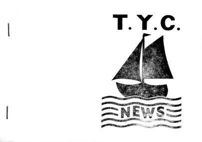 Tewkes Yatch Club Newsletter