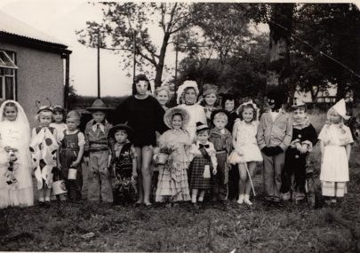 Church Fete 1956