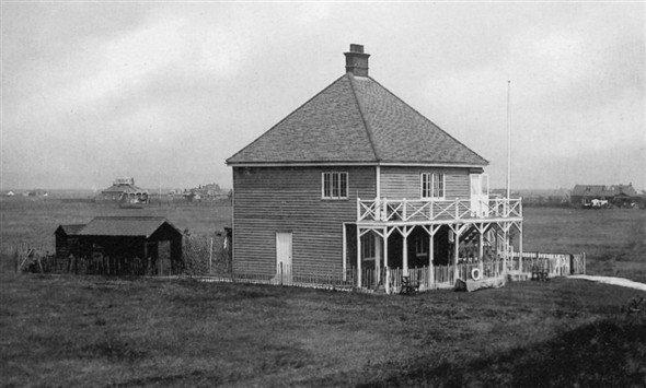 Built in 1907