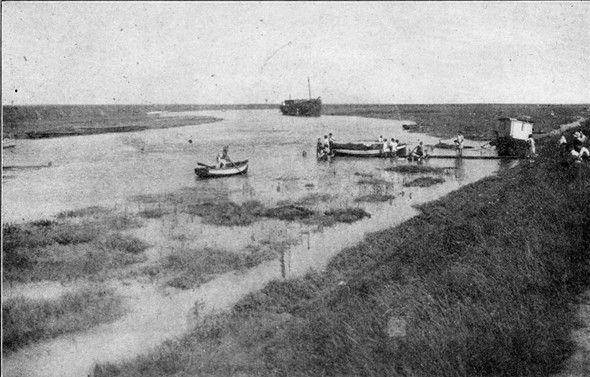 Smallgains Creek and the Annie Jones