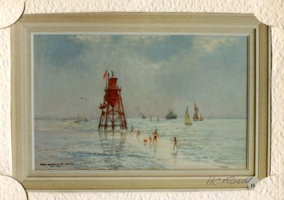 Photo of a Harry Russell Painting