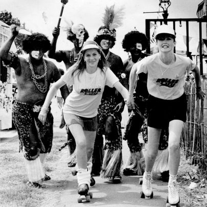 1986 Roller City and the Zulus