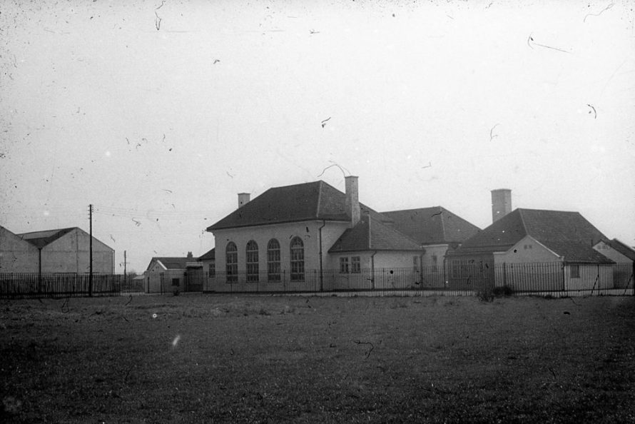 Leigh Beck School date unknown | Norman Chisman