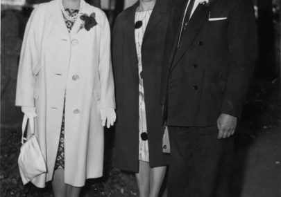 Wedding of Brian Castle and Miss Togni