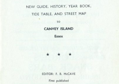 Captivating Canvey 1969