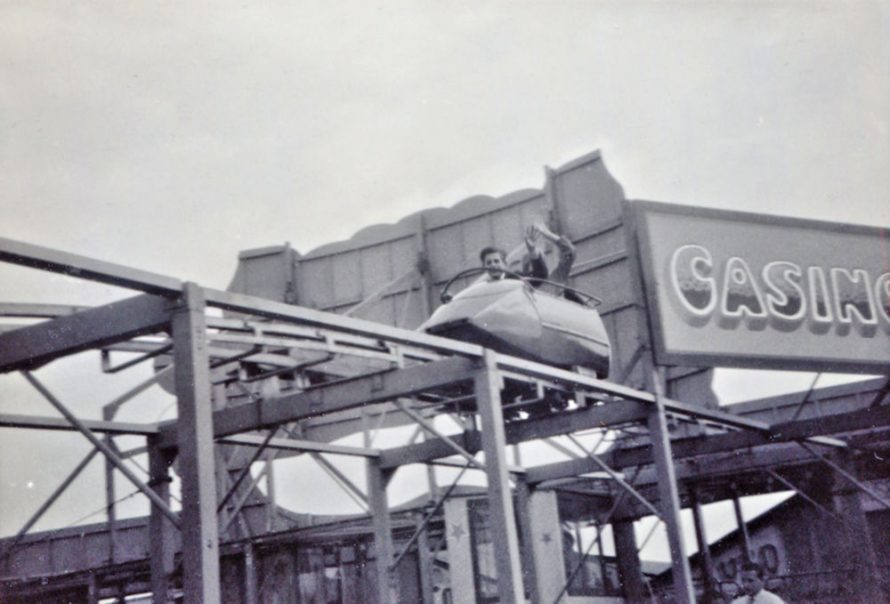 The 'Wild Mouse'