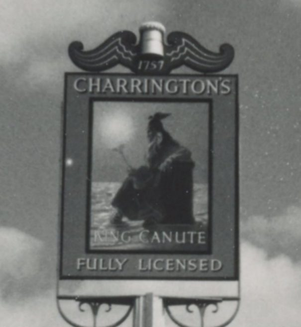 King Canute PH and Sign
