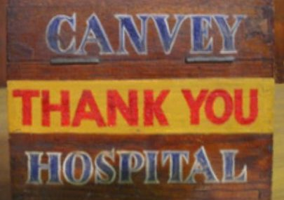 Canvey Emergency Hospital pt2