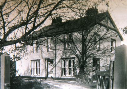 The Vicarage through the ages