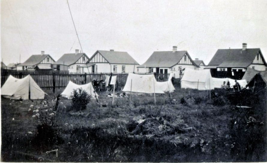 The Cash Stores Camping Ground