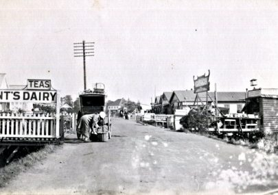 Two Henry Clubb Photos of the High Street
