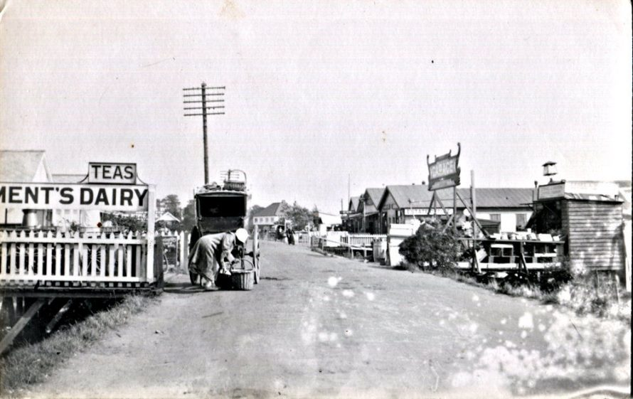 High Street looking towards Smallgains Corner | Henry Clubb