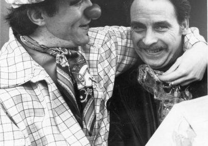 Sid Stone 'Salvo' the Clown