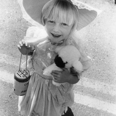 1989 'Little Bo Peep' Tara Llewellyn