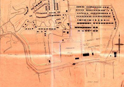 Map of Labworth Park Estate