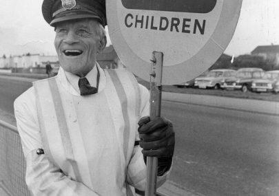 Regional Lollipop Man of the Year 1974