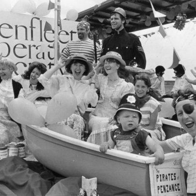 1988 Benfleet Operatic Society