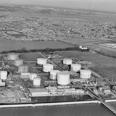 1984 Methane Gas Terminal | Echo Newspaper Archive