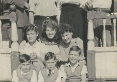 Angerstein Family