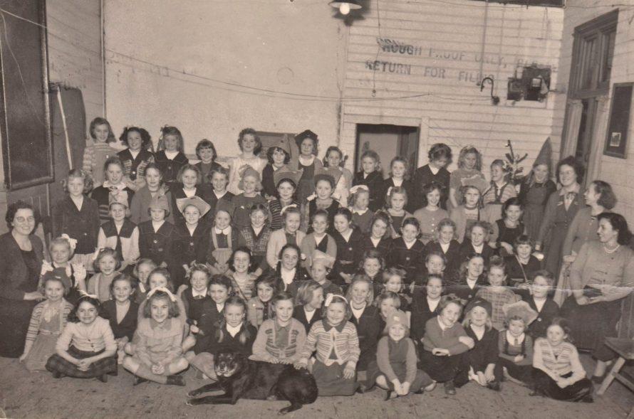 Old School Building Canvey Village | Carol Montgomery