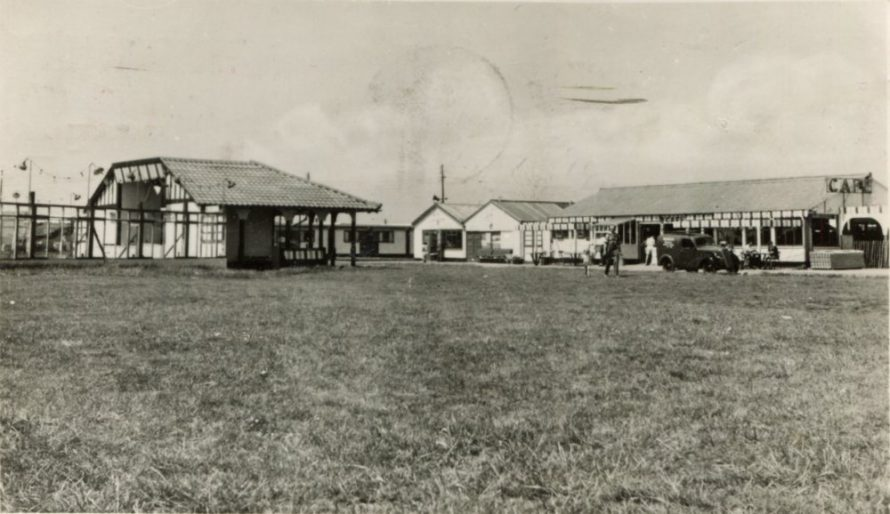 Theatre and Cafe, Thorney Bay Camp
