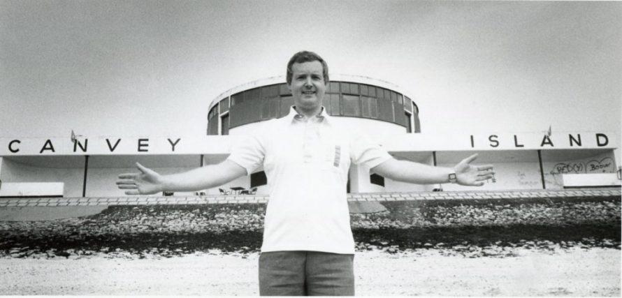 Castle Point Councillor Chris Freeman | Echo Newspaper Archive