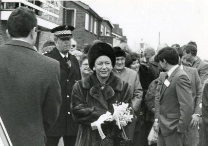 Princess Margaret's Visit