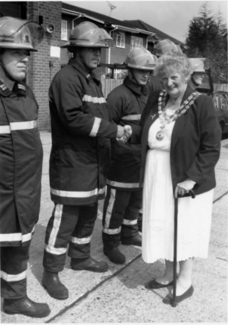 Mayor Peggy Grant | Echo Newspaper Archive