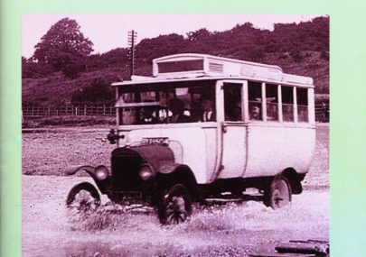Canvey Island's Early Buses