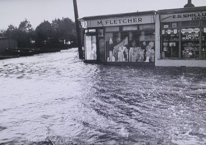 My Childhood memories of the 53 Floods