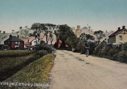New Canvey Postcard