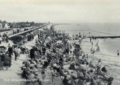 Concord Beach 1954