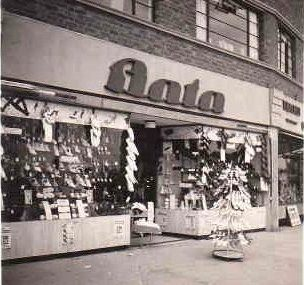 Bata Shop Furtherwick Road