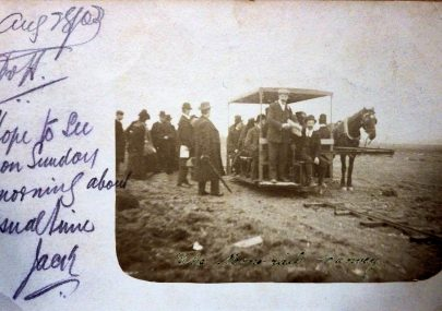 Very Old Postcard Dated 1902