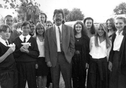Mr Harrington History Teacher