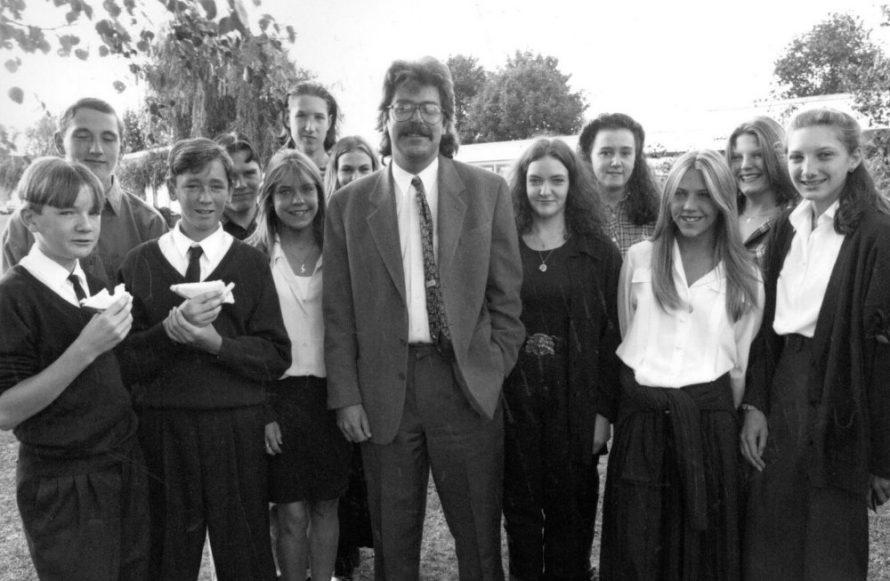 Mr Harrington History Teacher | Echo Newspaper Group