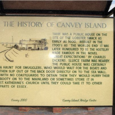 Canvey History Boards