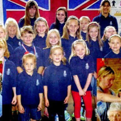 St Nicholas Big Lunch and Canvey's Second Girls Brigade