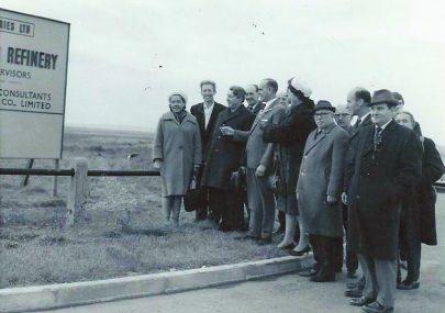 Gorbachev's Visit