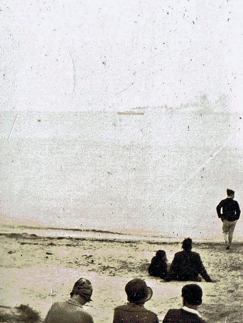 Canvey Beach 1920s